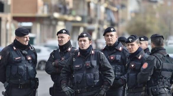 عناصر من الأمن الإيطالي (أرشيف)