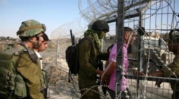 عناصر من الاحتلال الاسرائيلي (أرشيف)
