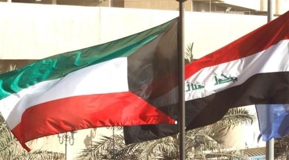 العلمان العراقي والكويتي (أرشيف)