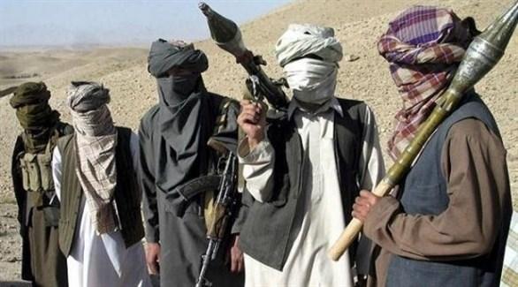 حركة طالبان الإرهابية (أرشيف)