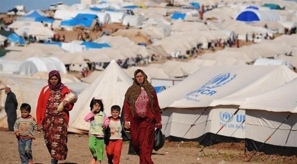 اللاجئون في سوريا (أرشيف)