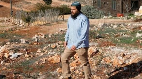 مستوطن إسرائيلي (أرشيف)