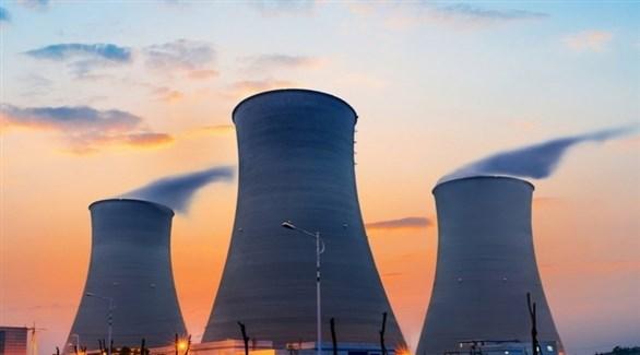 محطة انتاج الطاقة النووية (أرشيف)