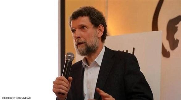 رجل الأعمال عثمان كافالا (أرشيف)