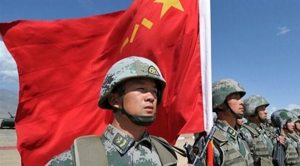 عناصر من الجيش الصيني (أرشيف)