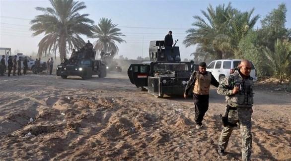 جنود من الجيش العراقي خلال عملية عسكرية شمال البلاد (أرشيف)
