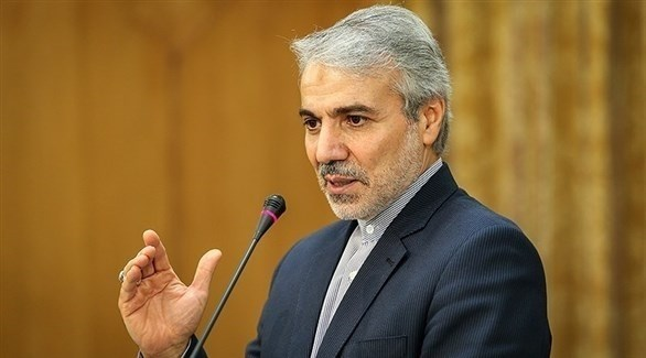 مساعد الرئيس الإيراني ورئيس مؤسسة التخطيط والموازنة، محمد باقر نوبخت (أرشيف)
