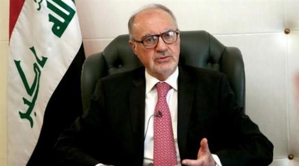 وزير المالية العراقي على عبد الأمير علاوي (أرشيف)