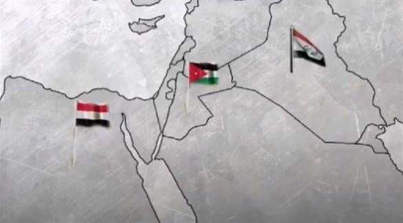 العراق والأردن ومصر (أرشيف)