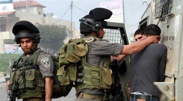 اعتقالات في فلسطين (أرشيف)