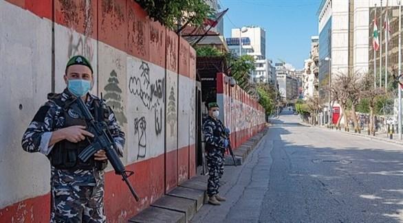 عناصر من قوات الأمن في لبنان (أرشيف)