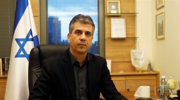وزير المخابرات الإسرائيلي إيلي كوهين (أرشيف)