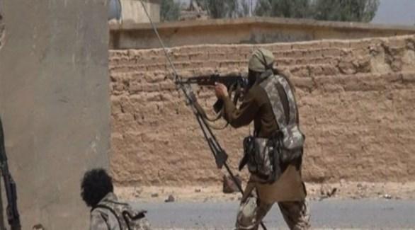 مسلحون من تنظيم داعش الإهرابي في كركوك (أرشيف)