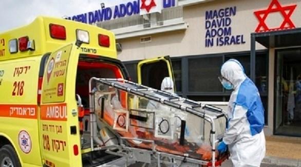 الكوادر الطبية في إسرائيل (أرشيف)