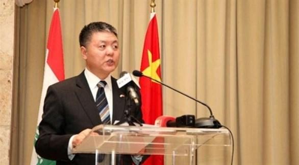 السفير الصيني في لبنان وانغ كيجيان (أرشيف)