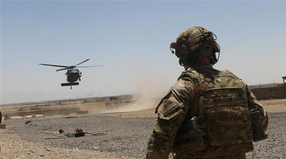 مروحية أمريكية في أفغانستان (أرشيف)