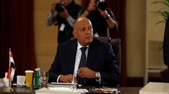 وزير الخارجية المصريسامح شكري (أرشيف)