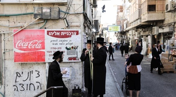 متدينون يهود (إ ب أ)