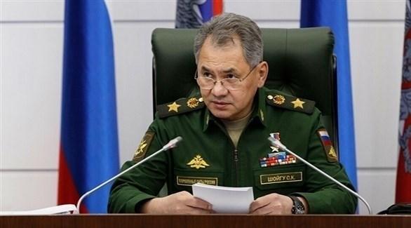 وزير الدفاع الروسي سيرغي شويغو (أرشيف)