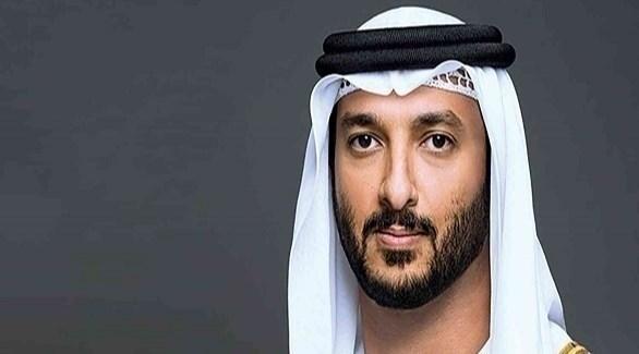 عبدالله بن طوق المري (أرشيف)