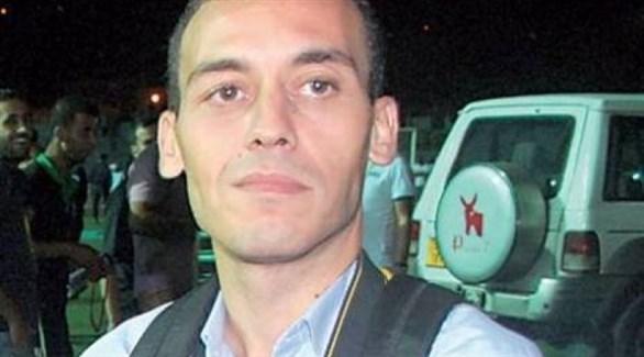 الداعشي الجزائري فريد إيكن (أرشيف)