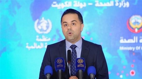 المتحدث الرسمي باسم وزارة الصحة الدكتور عبدالله السند (أرشيف)