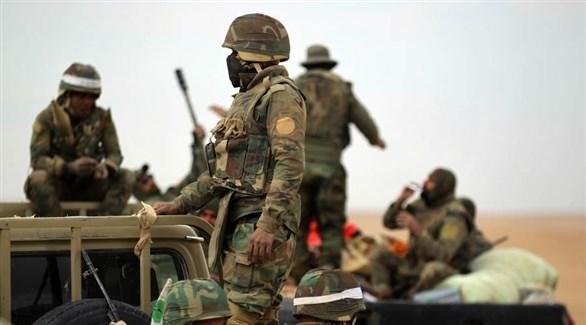 عناصر من الجيش العراقي في كركوك (أرشيف)