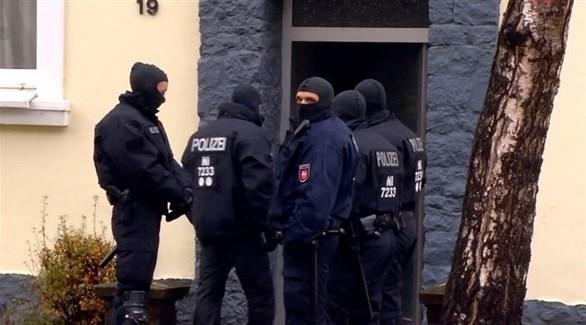 الشرطة الالمانية (أرشيف)