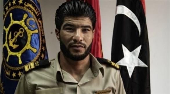 الإرهابي الليبي عبد الرحمن سالم إبراهيم ميلاد الملقب بالبيدجا (أرشيف)
