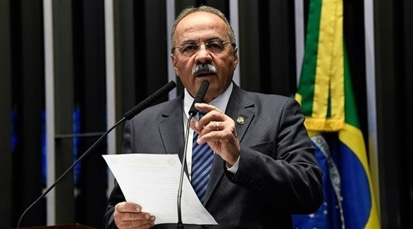 عضو مجلس الشيوخ البرازيلي تشيكو رودريغيز (أرشيف)