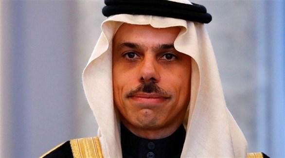 وزير الخارجية السعودي فيصل بن فرحان (أرشيف)