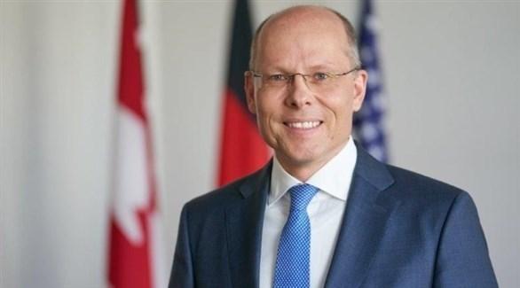 منسق الحكومة الألمانية لشؤون عبر الأطلسي، بيتر باير (أرشيف)
