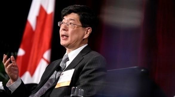 السفير الصيني في أوتاوا كونغ بيو  (أرشيف)