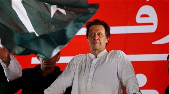 رئيس وزراء باكستان عمران خان (أرشيف)