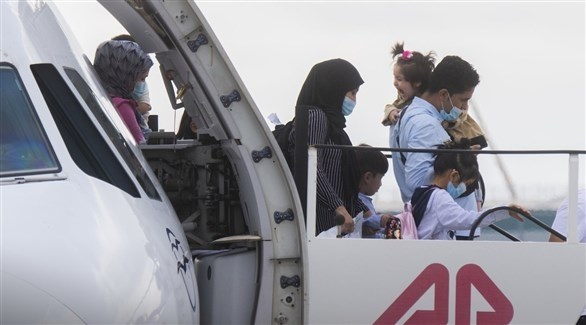 سيتم استقبال اللاجئين في مخيم