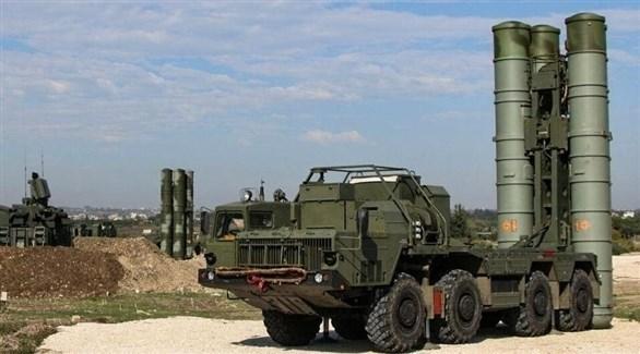 صواريخ إس 400 الروسية (أرشيفف)