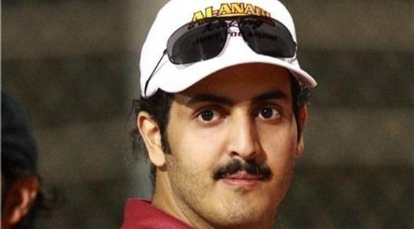 الشيخ خالد بن حمد شقيق أمير قطر (أرشيف)