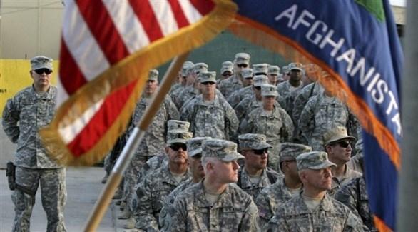 عناصر من القوات الأمريكية في أفغانستان (أرشيف)