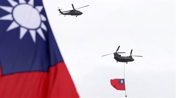 مروحيات عسكرية لتايوان (أرشيف)
