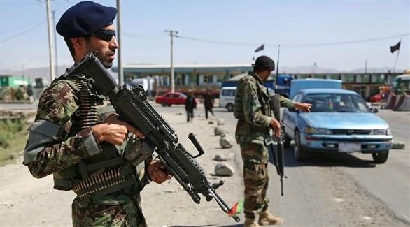 نقطة تفتيش أمنية في أفغانستان (أرشيف)