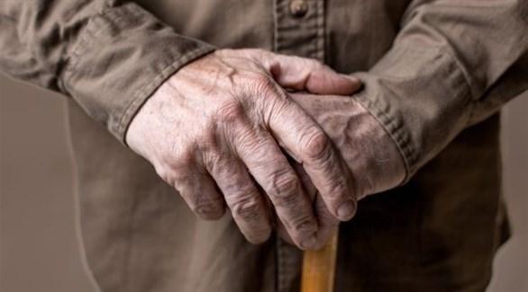 رجل مسن (تعبيرية)