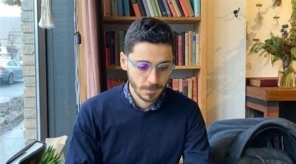 الطالب الكندي المعتقل جيهان إردال (أرشيف)