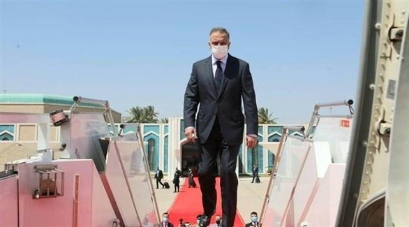 رئيس الوزراء االعراقي مصطفى الكاظمي (أرشيف)