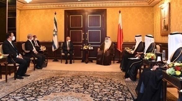استقبال رسمي للوفد الإسرائيلي في البحرين (بنا)