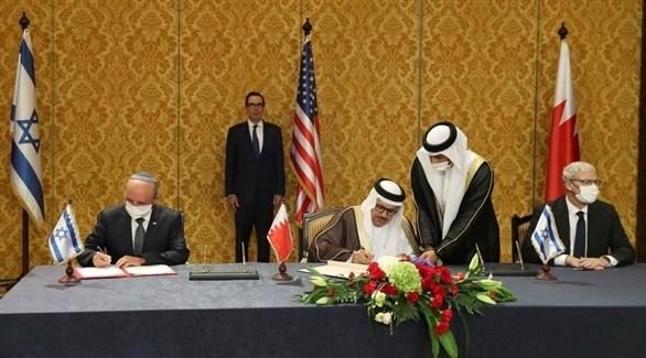 توقيع 7 مذكرات تفاهم بين البحرين وإسرائيل (i24NEWS)