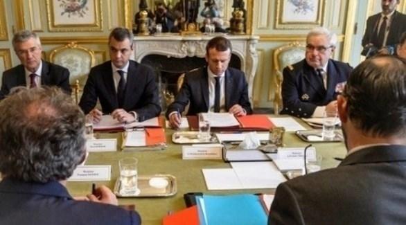 اجتماع للحكومة الفرنسية (أرشيف)