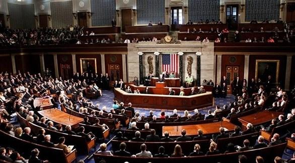 إحدى جلسات الكونغرس الأمريكي (أرشيف)