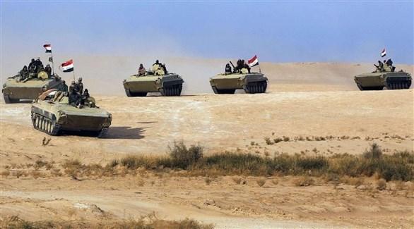 مدرعات للجيش العراقي (أرشيف)