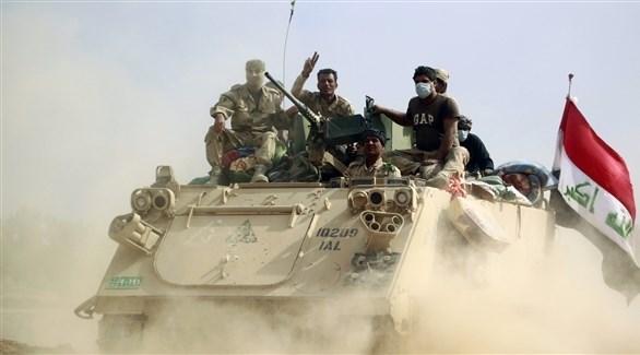 عناصر من الجيش العراقي (أرشيف)