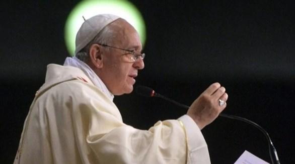 بابا الفاتيكان (أرشيف)
